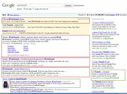 search engine marketing definition