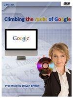 Climbing the Ranks of Google